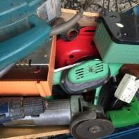 不用品回収 工具