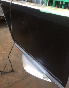 液晶テレビ処分