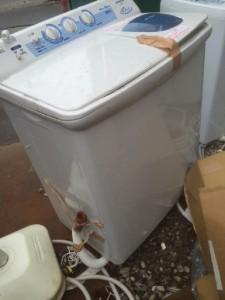 洗濯機処分