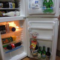 冷蔵庫片付け